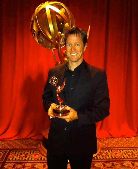 Tommy Kane Awards Emmy