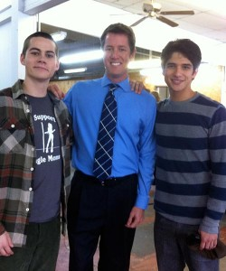 Tommy Kane actor TEEN WOLF